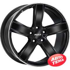 Купить Легковой диск MAK Tursimo-D-FF Gloss Black Mirror Ring R20 W10.5 PCD5x112 ET19 DIA66.45