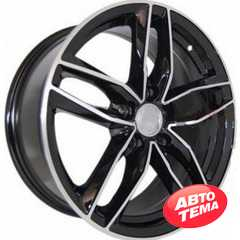 Купить Легковой диск REPLICA Audi CT1339 BMF R17 W7.5 PCD5x112 ET42 DIA66.6