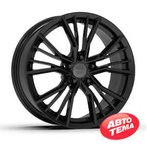 Купить Легковой диск MAK Union Gloss Black R17 W7.5 PCD5x112 ET38 DIA66.45