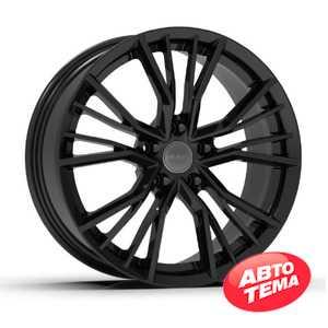 Купить Легковой диск MAK Union Gloss Black R20 W9 PCD5x112 ET38 DIA66.45