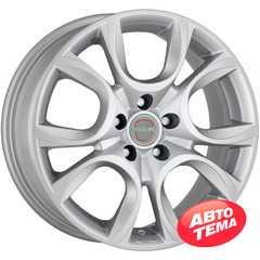 Купить Легковой диск MAK Torino W Silver R14 W5.5 PCD4x98 ET35 DIA58.1