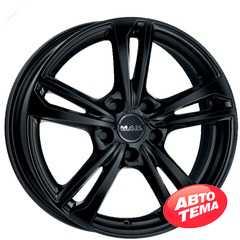 Купить Легковой диск MAK Emblema Gloss Black R16 W6.5 PCD4x98 ET30 DIA58.1