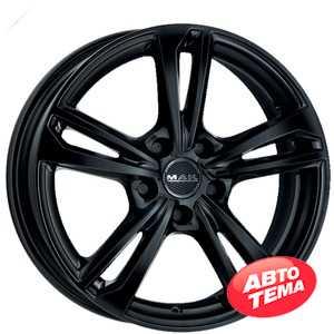 Купить Легковой диск MAK Emblema Gloss Black R17 W7 PCD4x108 ET42 DIA63.4
