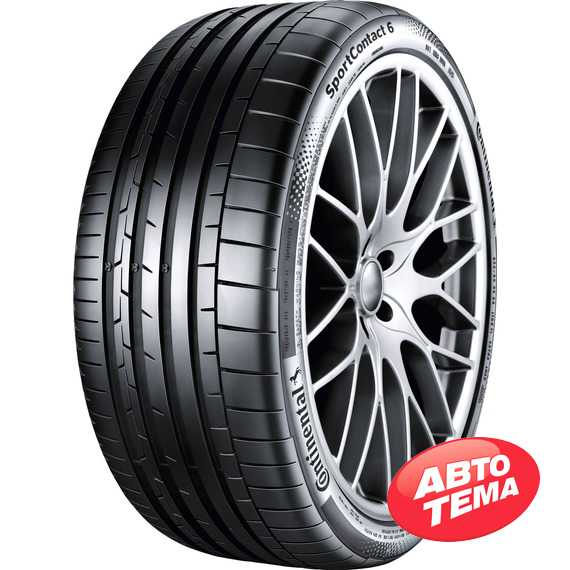 Купить Летняя шина CONTINENTAL ContiSportContact 6 315/35R22 111Y RUN FLAT