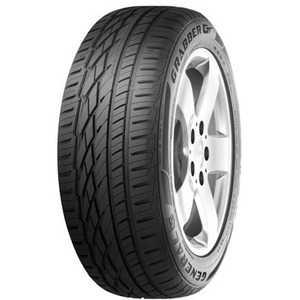 Купить Летняя шина GENERAL TIRE GRABBER GT 235/60R18 103V