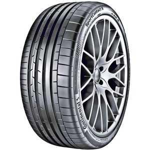 Купить Летняя шина CONTINENTAL ContiSportContact 6 245/45R19 102Y
