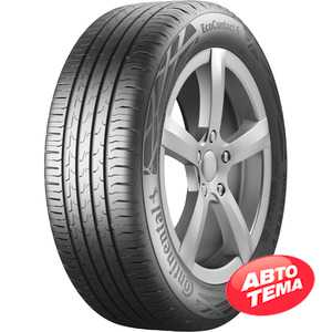 Купить Летняя шина CONTINENTAL EcoContact 6 215/55R17 98H