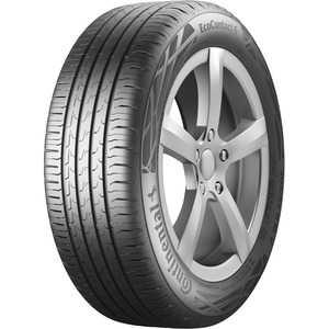 Купить Летняя шина CONTINENTAL EcoContact 6 215/50R18 92V