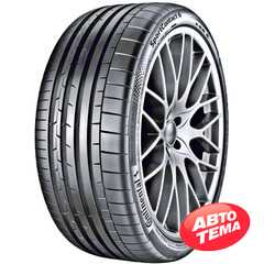Купить Летняя шина CONTINENTAL ContiSportContact 6 265/40R19 102Y