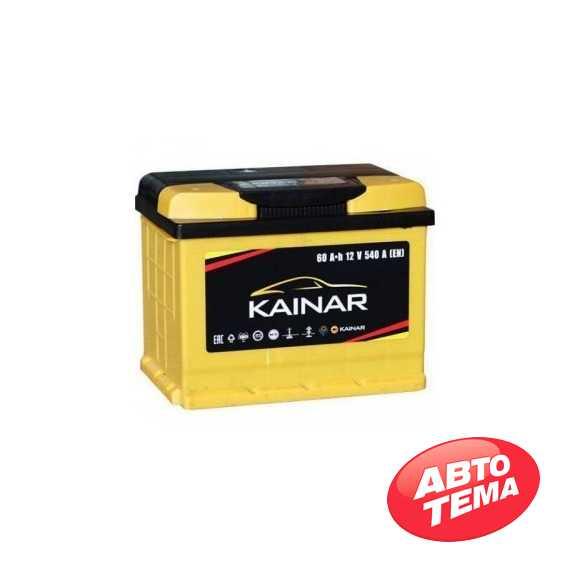 Купить Аккумулятор KAINAR Standart Plus 60Ah-12v (242х175х190),L,EN550