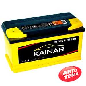 Купить Аккумулятор KAINAR Standart Plus 90Ah-12v (353х175х190),L,EN800