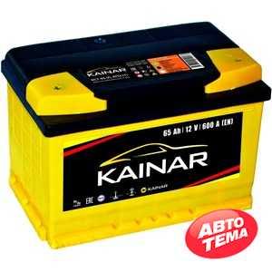 Купить Аккумулятор KAINAR Standart Plus 65Ah-12v (278х175х190), R,EN600