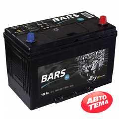Купить Аккумулятор BARS ASIA 6СТ-100 L Plus (пт 800)(не обслуж)