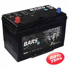 Купить Аккумулятор BARS ASIA 6СТ-100 R Plus (пт 800)(не обслуж)