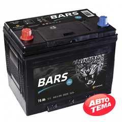 Купить Аккумулятор BARS ASIA 6СТ-75 R Plus (пт 640)(не обслуж)