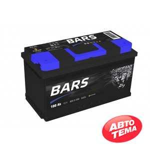 Купить Аккумулятор BARS 6СТ-100 R Plus (пт 800)