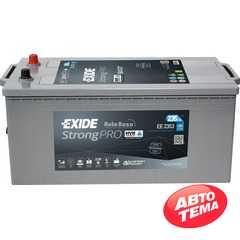 Купить Аккумулятор EXIDE Strong PRO EFB 235Ah-12v (518х279х240),полярность обратная (3),EN1200