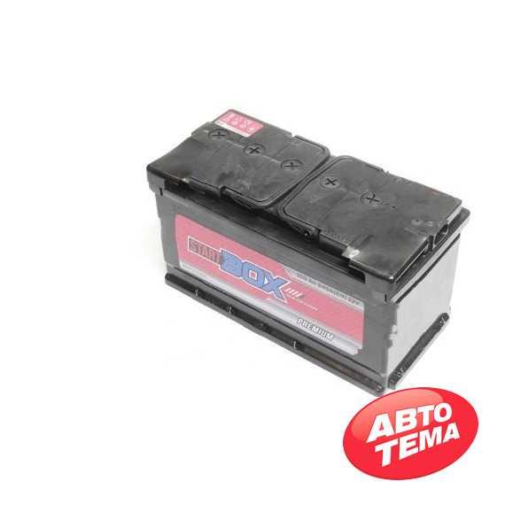 Купить Аккумулятор StartBOX Premium 100Ah-12v (352x175x190),L,EN840
