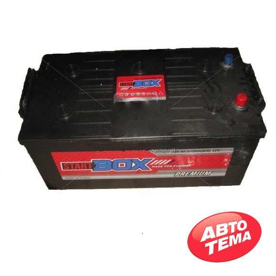 Купить Аккумулятор StartBOX Premium 225Ah-12v (518x274x237),полярность обратная (3),EN1400