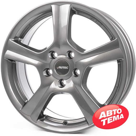 Купить Легковой диск AUTEC Ionik Mystik silber R15 W6 PCD5x100 ET38 DIA57.1