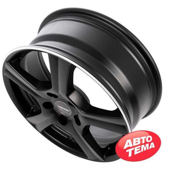 Купить Легковой диск AUTEC Ionik Schwarz matt poliert R16 W6 PCD4x100 ET45 DIA54.1