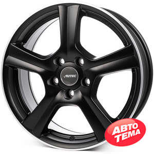 Купить Легковой диск AUTEC Ionik Schwarz matt poliert R17 W7 PCD5x105 ET38 DIA56.6
