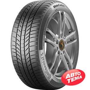 Купить Зимняя шина CONTINENTAL WinterContact TS 870 P 245/45R18 100V